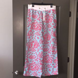 EUC Lilly Pulitzer Beach Pant